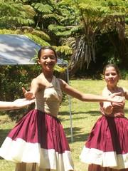 Makayla dancing