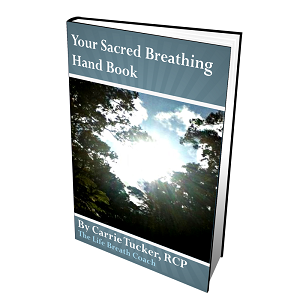 Your Sacred Breathing Hand Book?
